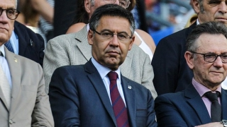Barcelona president Bartomeu admits they're seeking a striker signing