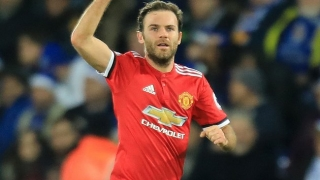 Valencia keen to re-sign Man Utd midfielder Juan Mata