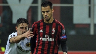 AC Milan midfielder Suso frustrated with Supercoppa ban