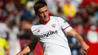 Barcelona meet agents of Sevilla defender Clement Lenglet