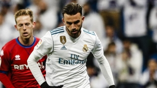 Real Madrid striker Borja Mayoral hopes to stay with Levante