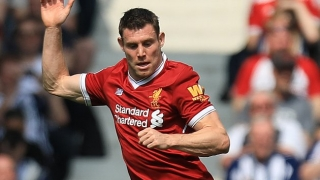 Liverpool midfielder Milner open to Old Firm move