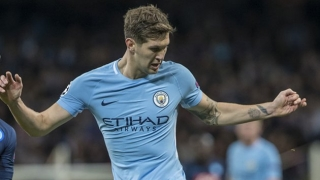 England's 2 goal  Stones matches Man City record