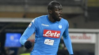 Man Utd informed of Napoli price for Koulibaly