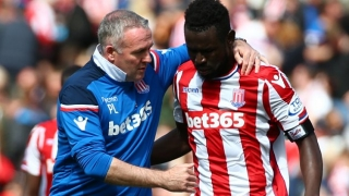 Stoke could sack Lambert Sunday
