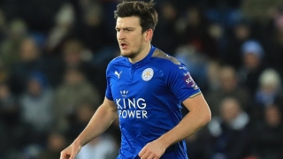 Leicester centre-back Maguire opens door for Man Utd move