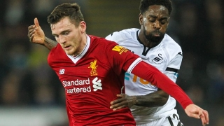 Liverpool  to upgrade Andrew Robertson deal