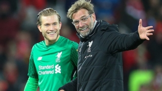 Besiktas signing Loris Karius tells Liverpool fans: You never let me walk alone