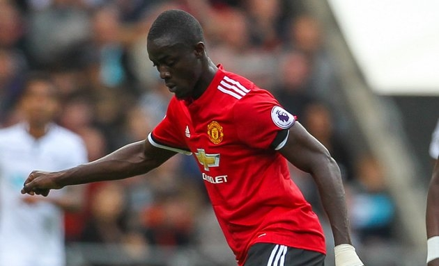 Frustrated Mourinho ready to sell Man Utd defender Bailly