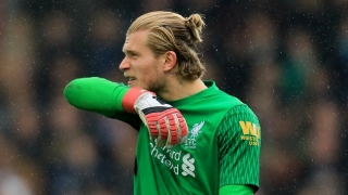 SNAPPED: Liverpool keeper Karius presented with German Football Ambassador award at Besiktas