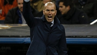 Real Madrid coach Zidane unimpressed 'fear clause' no more