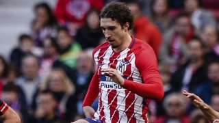 Inter Milan locked in talks for Atletico Madrid defender Sime Vrsaljko
