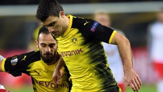 BVB defender Sokratis rejects Juventus to stick with Arsenal commitment