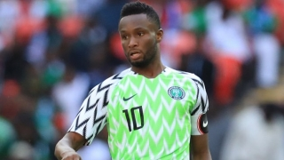 Chelsea hero Obi Mikel undergoing  Stoke medical