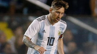 REVEALED: Messi's dismal match stats for Argentina shocker