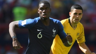 Pogba reveals pre-final speech to France's World Cup winners