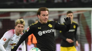 BVB midfielder Gotze finds Premier League 'very attractive'