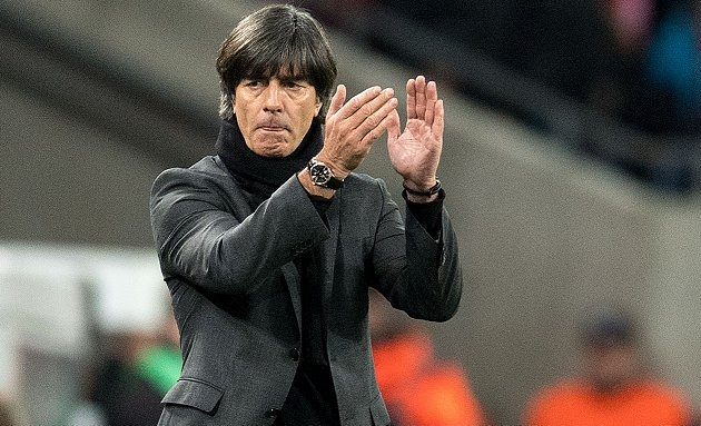 Low stunned as Spain thrash Germany