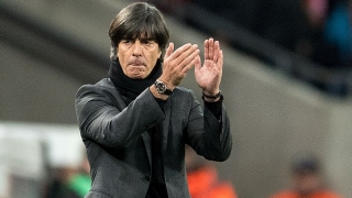 Arsenal insist Germany coach Low welcome at London Colney