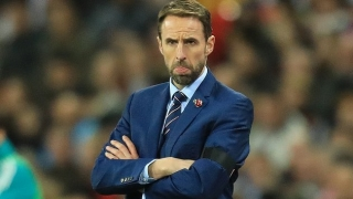 England coach Southgate reacts to Chelsea rumours