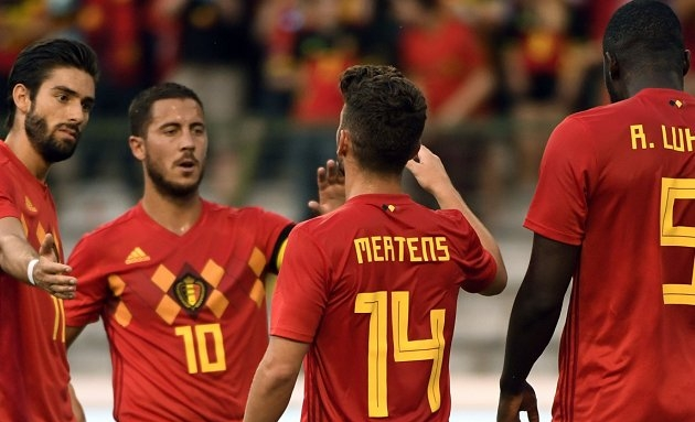 WORLD CUP 2018: Exhilarating Belgium smash five past Tunisia