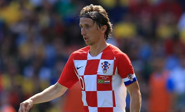 Real Madrid ace Modric: The Best title for my family and teammates