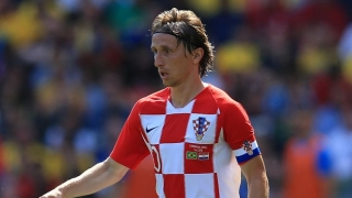Real Madrid midfielder Modric named World Cup Ballon d'Or