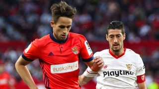 Everton go for Real Sociedad winger Adnan Januzaj