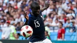 REVEALED: Why Chelsea midfielder Kante hooked in World Cup final