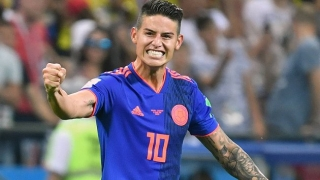 Wolves offered Real Madrid attacker James Rodriguez