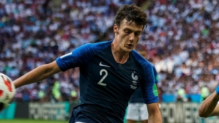 Agent: I urged Napoli to sign Pavard