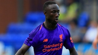 Naby Keita chose Liverpool ahead of Bayern Munich and Barcelona