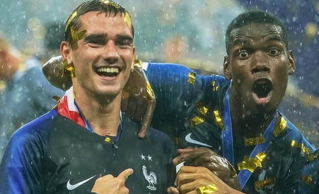 Ibrahimovic hails ex-Man Utd pal Pogba: He silenced critics with his football