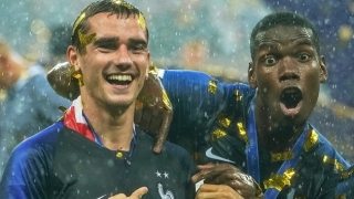 Man Utd ace Pogba: Winning World Cup a dream for all French fans