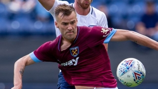 West Ham signing Andriy Yarmolenko delighted with his preseason form