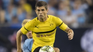 SNAPPED: BVB star Pulisic rumbled as Man Utd mad