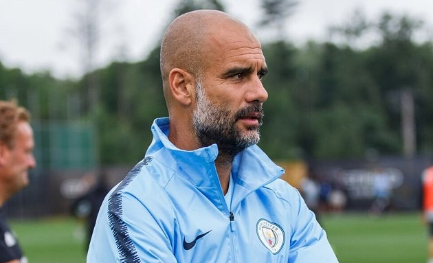 Man City boss Guardiola: I'm here to end Man Utd domination
