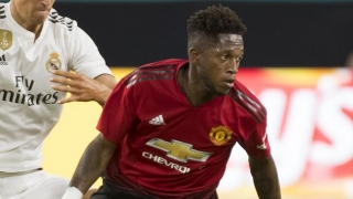 Fred admits mixed emotions after first Man Utd goal