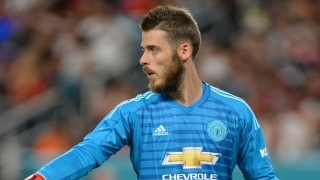 Juventus maintain contact with Mendes about Man Utd keeper De Gea