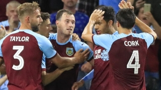 Wood insists Burnley relishing Man City encounter