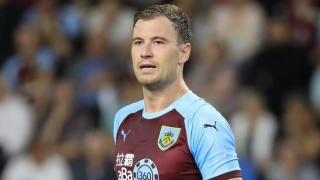 ​Burnley striker Barnes: Ten goals not enough