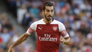 Mkhitaryan 'happy for' Arsenal youngster Smith Rowe