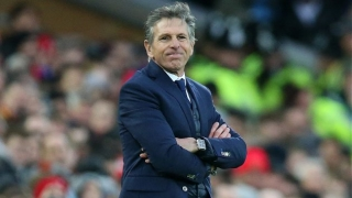 Leicester manager Puel dismisses sack talk