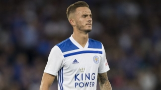 Leicester midfielder James Maddison buzzing after England experience