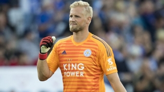 Denmark coach Hareide: Leicester keeper Schmeichel among world top 3