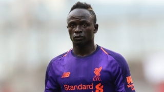 ​Mane sets Premier League record for Liverpool