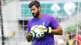 Liverpool goalkeeper Alisson: Klopp among the greatest coaches