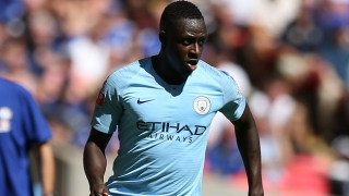 Man City fullback Mendy cuts short break to prepare for preseason