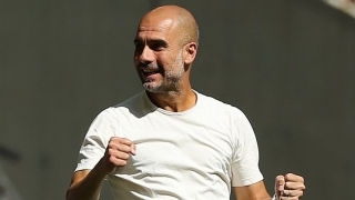 Man City boss Guardiola hails Sandler after winning debut: Incredible!