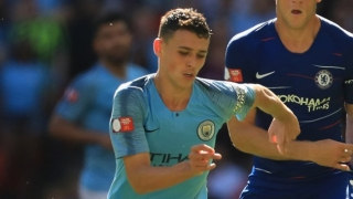 Man City midfielder Foden flattered by Iniesta comparison